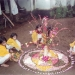 Onam - With my cousins