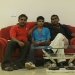 @Office - With Saif and Pradeep