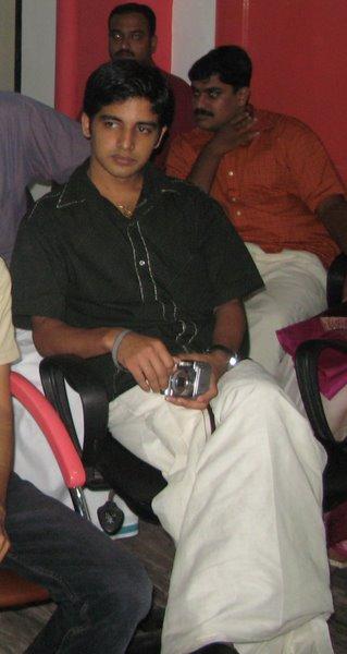 vishnu @ office
