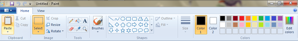 how to delete thats on my tool bar